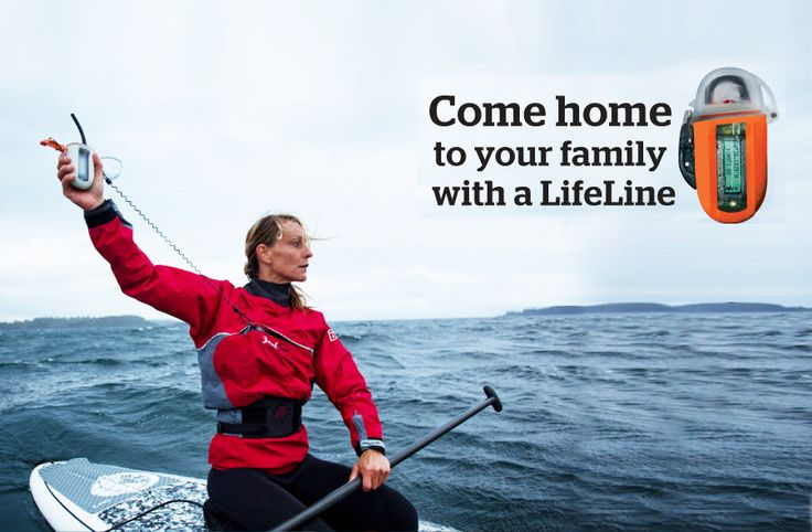 LifeLine Marine Rescue Radio is a true peace of mind for everyone on the water.