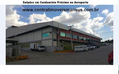 Aluguel - Administração de imóveis em Manaus : Galpão industrial para locação, Manaus, Imóveis e ...