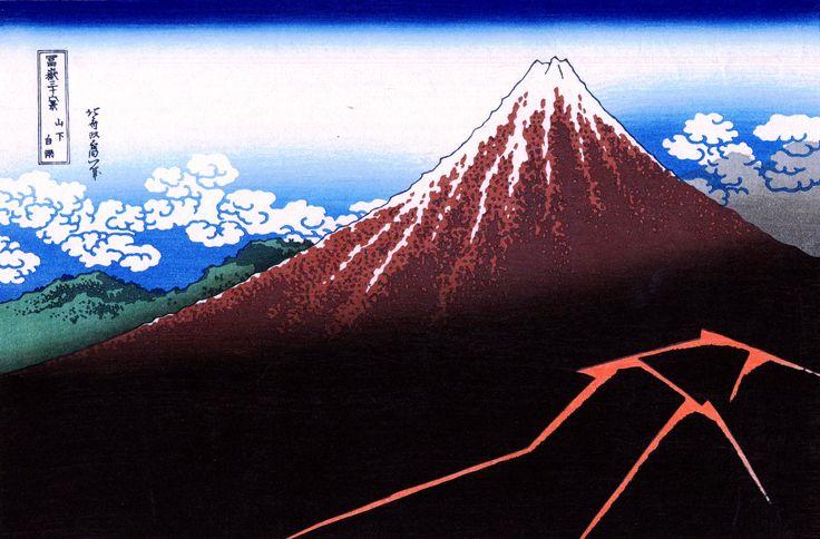 葛飾北斎 Katsushika Hokusai