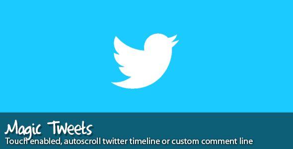 Magic Tweets