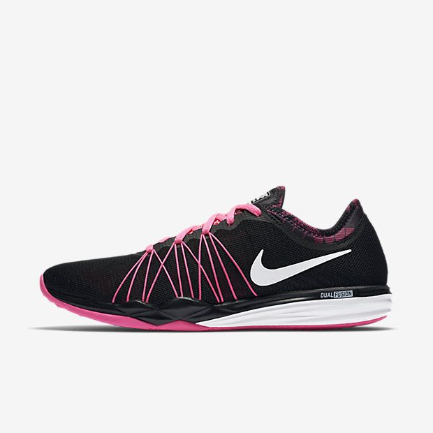 Nike Dual Fusion HIT Print Women's Training Shoe