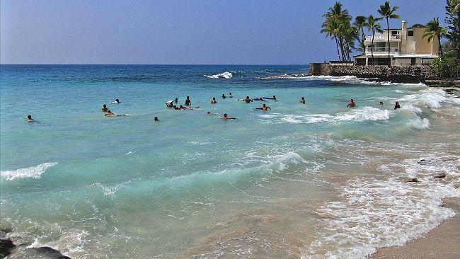 Magic Sands Beach on Scenic La'aloa Bay