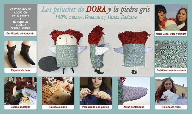 Intimidades de la Señorita de pelos caracol. http://vkm.is/Dora
