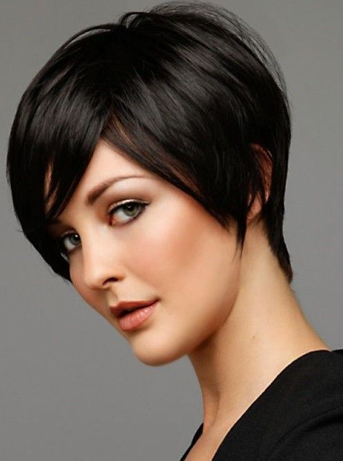 Trendy+Short+Hairstyles:+Simple+Everyday+Hairstyle+for+Short+Hair