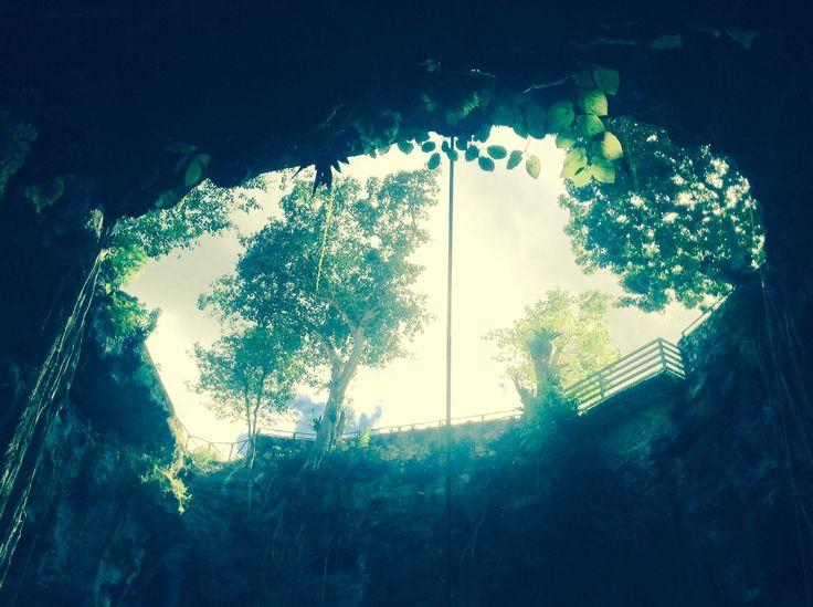 Oxman Cenote, Valladolid.