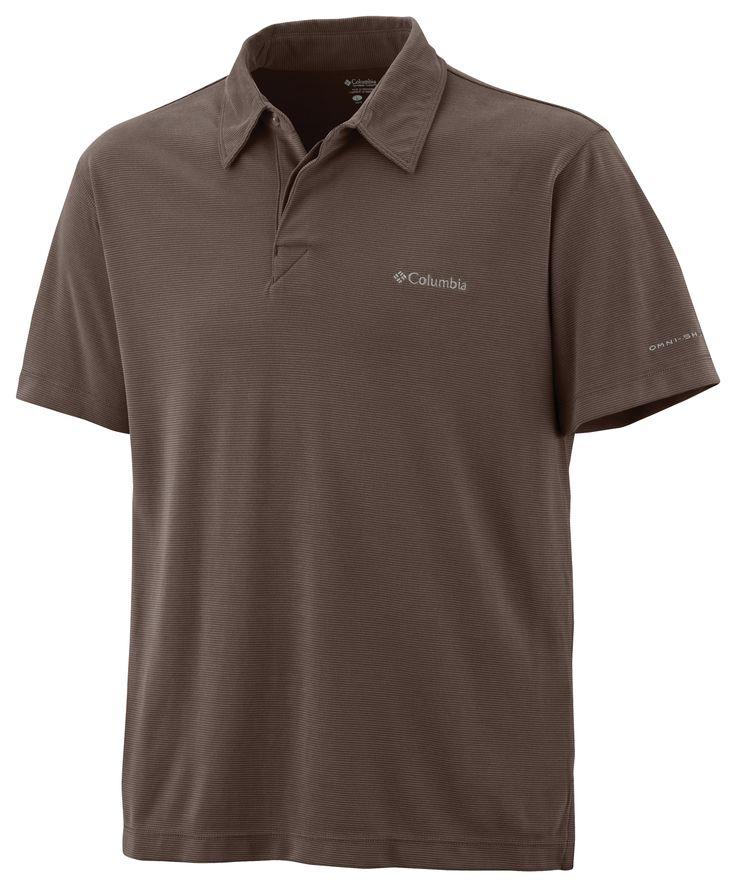 Columbia Sportswear Sun Ridge Polo Shirt (For Men) at Sierra Trading Post.