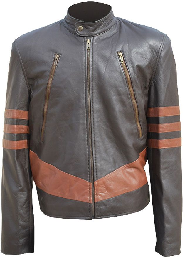 83 best leather jackets images on Pinterest | Leather factory ...