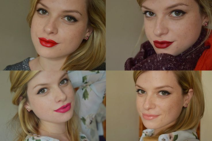 sophie etc // UK Beauty & Style Blog: Rimmel Provocalips: Everything proof lipstick!