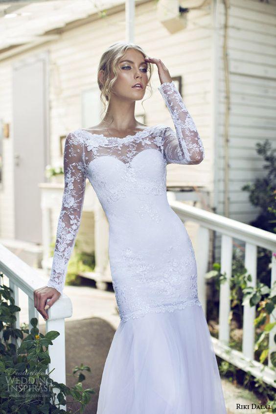 iki Dalal Wedding Dresses — Provence Bridal Collection