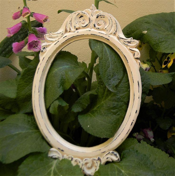 ξυλόγλυπτο πλαίσιο καθρέπτη με παλαίωση