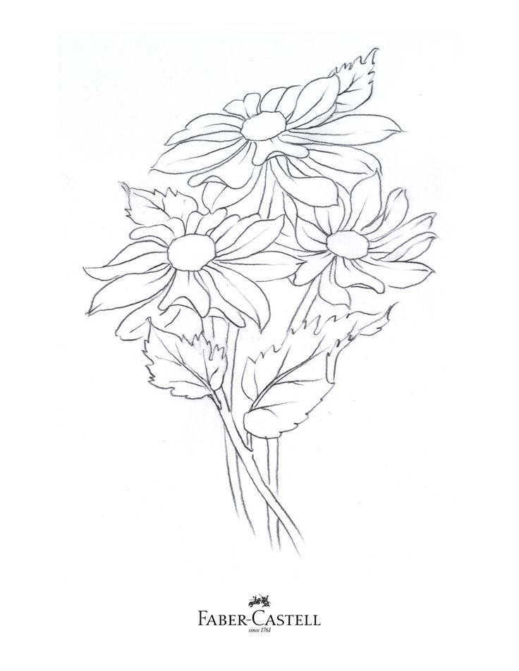 #Color #Flores #Flowers #FaberCastell