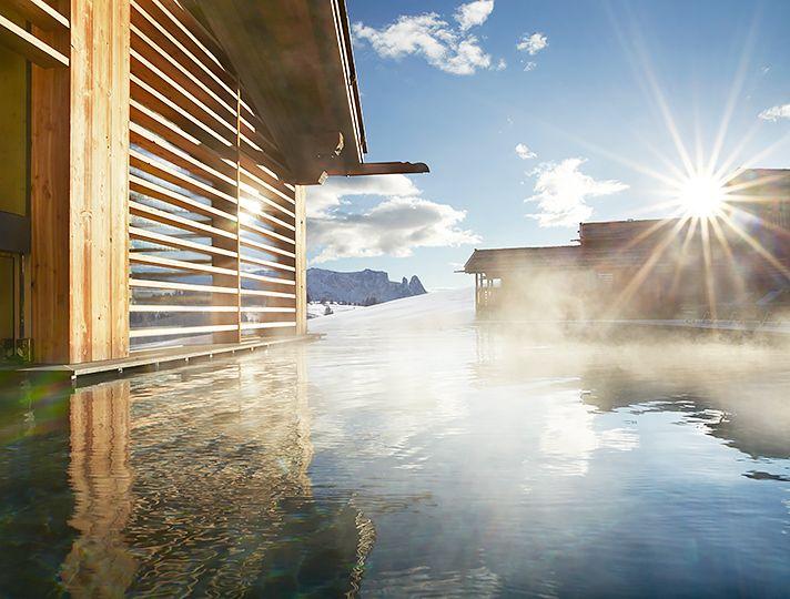Adler Mountain Lodge, Seiser Alm / Südtirol › Pretty Hotels