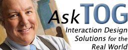 Bruce Tognazzini lists : First Principles of Interaction Design