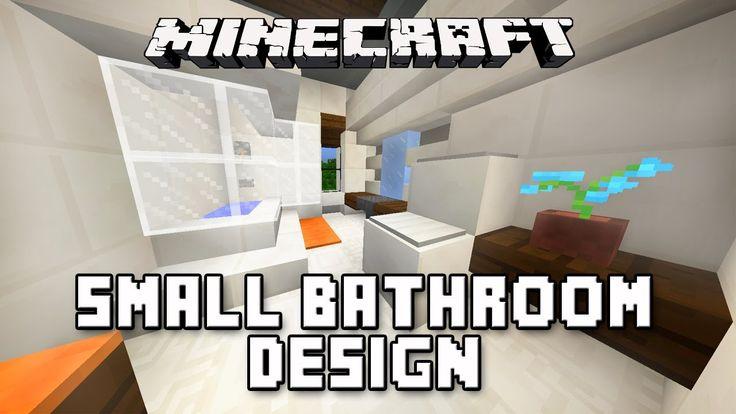 Bathroom Designs Minecraft goodtimeswithscar minecraft tutorial: how to build an en-suite