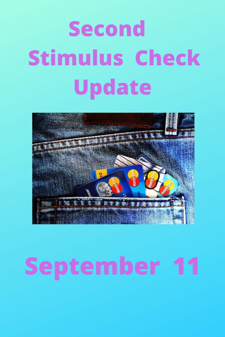 Latest information on the Second Stimulus Check in 2020