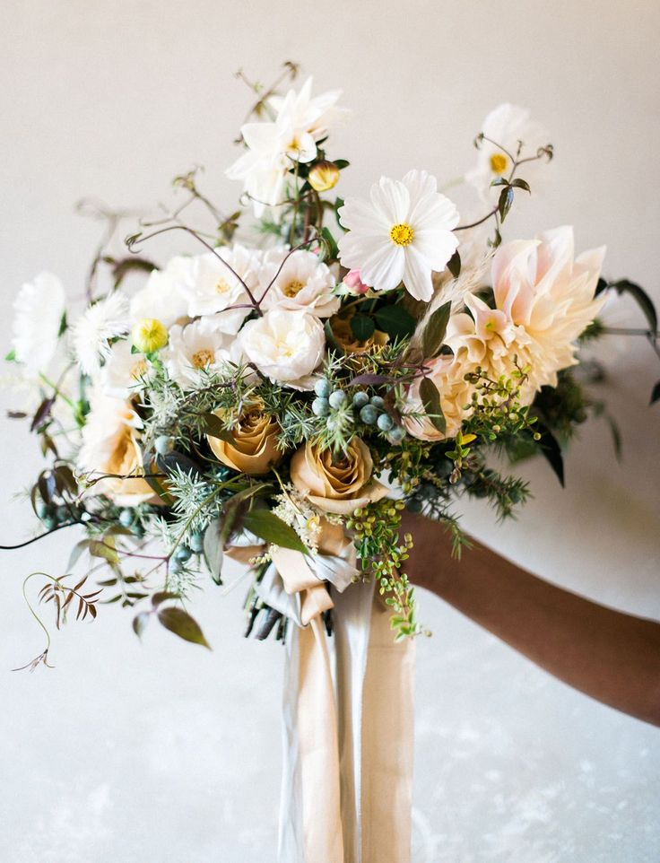 Our Favorite Bouquets from 2016 | Green Wedding Shoes | Weddings, Fashion, Lifestyle + Trave