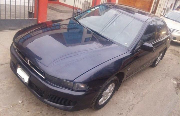 Mitsubishi Galant 2002 a $ 5,500 en Perú » Los Mejores Autos