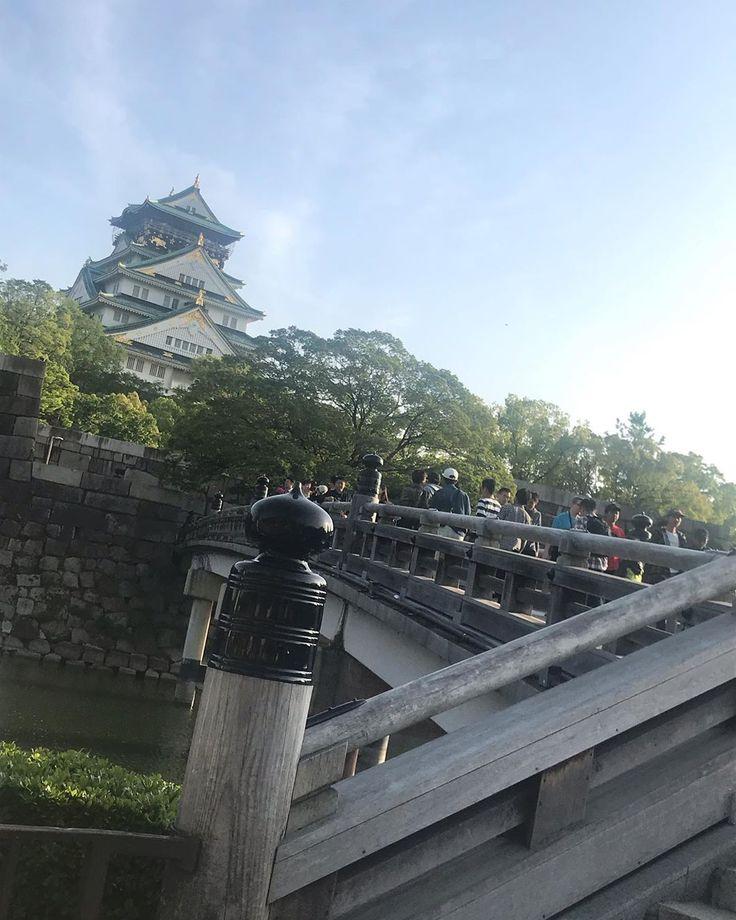 • Osaka • day8 castleofosaka dotonbori osa…