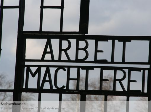 35 Km Koncentrationslejren i Sachsenhausen