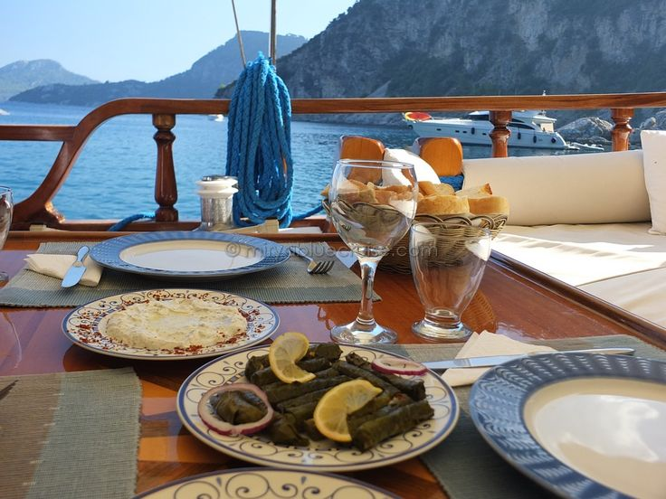 What Type of Meals are Prepared on Gulet Holidays