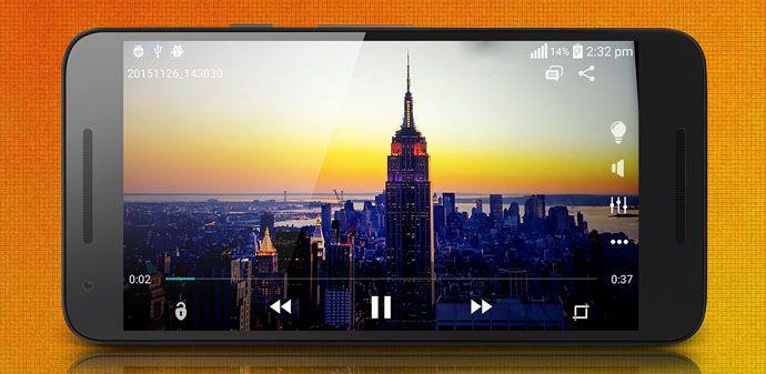 Aplikasi HD Video Player