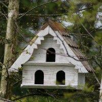 Birdhouse 2 Tier