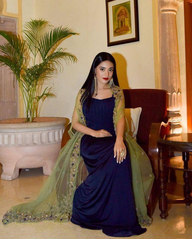 Vivah girl at delhi for website launch #vivahgirl #amritarao #websitelaunch