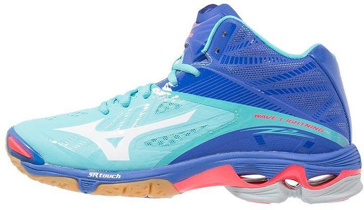 Mizuno WAVE LIGHTNING Z2 Volleyball shoes capri/diva pink/dazzling blue