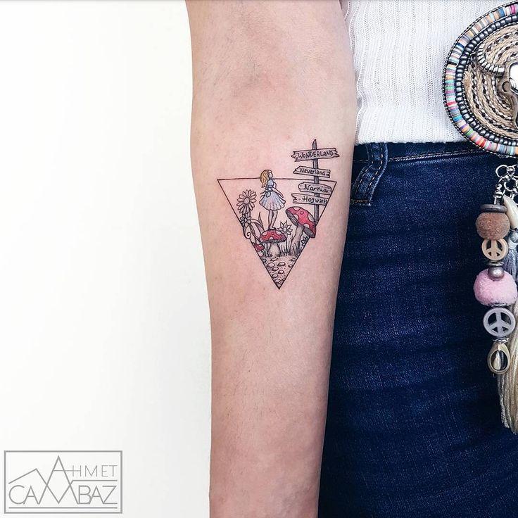 Top 15 des tatouages franchement dingos d'Ahmet Cambaz, c'est beau comme tout | Topito