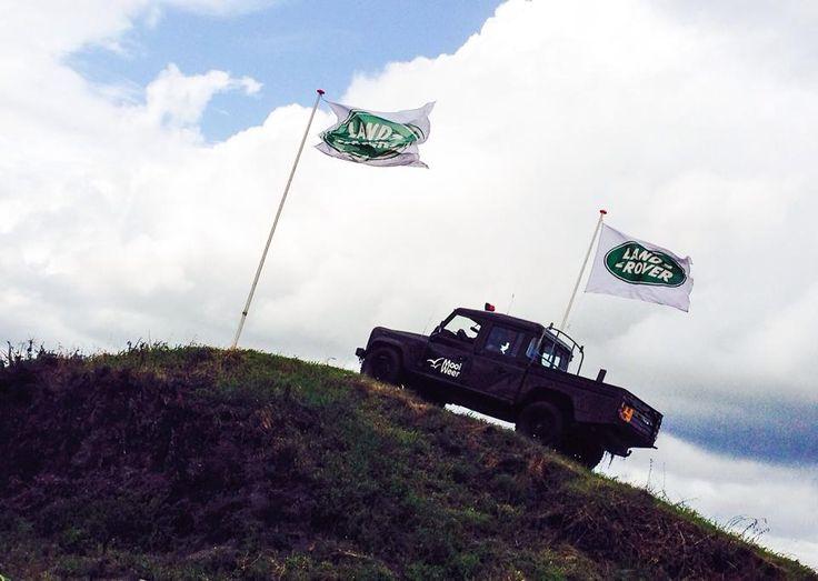 Landrover off road evenementen op Terschelling