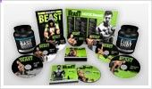 Body Beast DVD Pkg w/ Huge Stack Get the physique of a pro bodybuilder in just 90 days with Body Beast, the revolutionary all-in-one bodybuilding, nutrition, and supplement system. Created by renowned trainer Sagi Kalev, Body Beast uses Dynamic Set Training, a sports science breakthrough that will exhaust your muscles, recruit more muscle fibers, and even increase testosterone levels far beyond whats ever been possible in a home training system. Two high-performance supplements include...