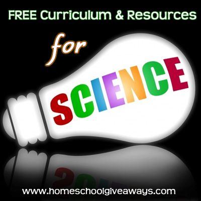 FREE Elementary Science curriculum!!