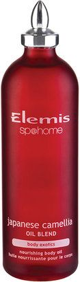 I love this stuff! wish my bottle wasnt empty :/ Review: Elemis Japanese Camellia Oil - A Girls Gotta Spa! (sm)