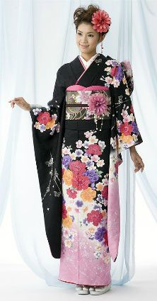 Japanese culture: When what to wear kimono