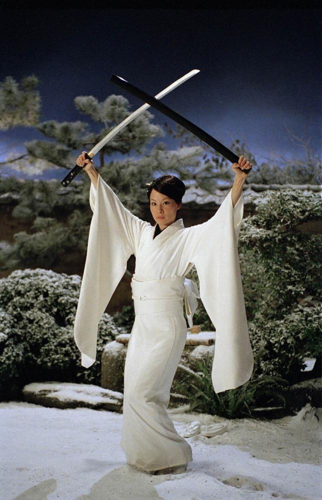 images of kill bill   Lucy Liu – Kill Bill photo gallery   Gabtor's Weblog