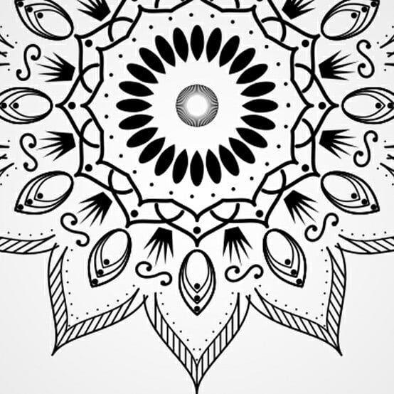 Branding Logo Creation Brand Tee Ani Mandala Henna Artists