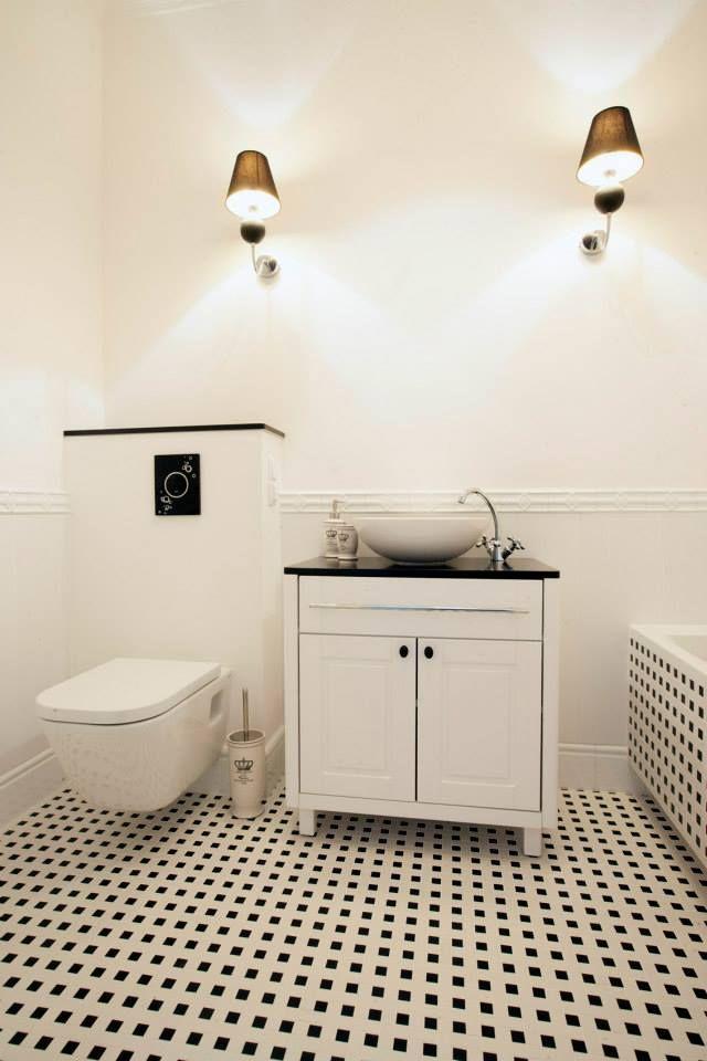 Jasnodworska - łazienka