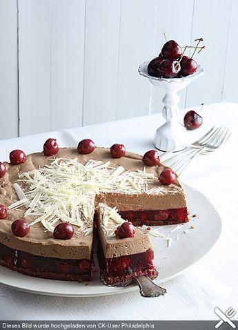 Kuchen mit milka oreo schokolade
