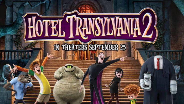 Hotel Transylvania 2- Soundtrack