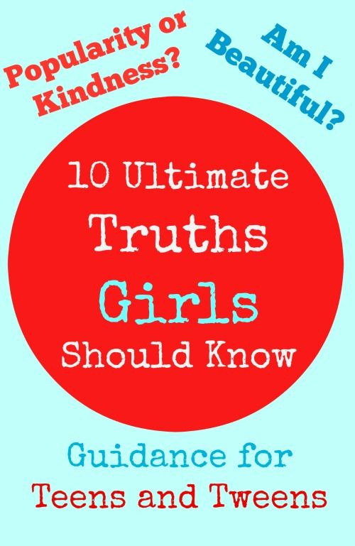 """""""10 Ultimate Truths Girls Should Know""""  How blogger Allison Hendrix is using this new book for teen & tween girls and teaching high school girls to mentor junior high girls."""