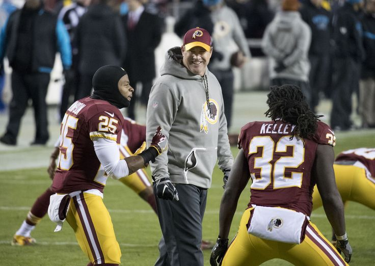 Jay Gruden likes Redskins running backs, but if a 'great one' is available ...