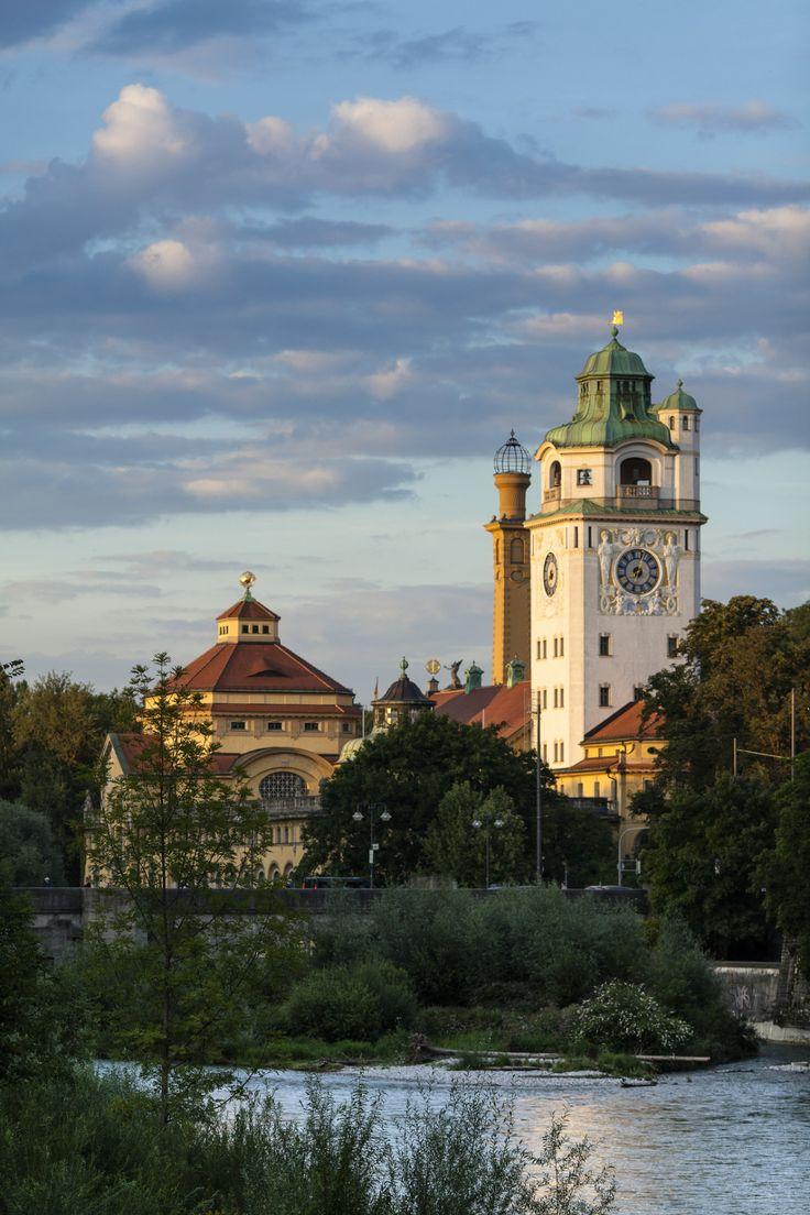 Amazing Places           - Munich - Germany (byAurimas)