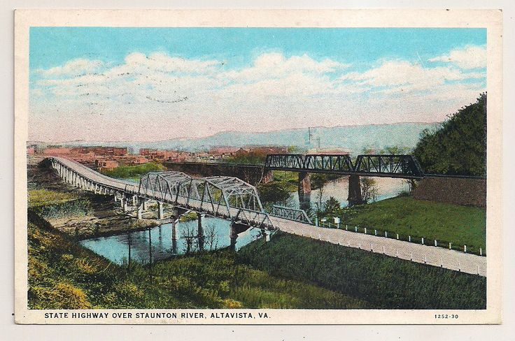 http://www.ebay.com/itm/1935-ALTAVISTA-VA-VIEW-OF-THE-STAUNTON-RIVER-BRIDGE-RR-TRESTLE-BURGESS-CARD-/222320082615?hash=item33c34f3eb7:g:oHsAAOSwj85YMJWG