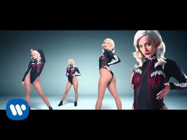 """Só as Melhores  Bebe Rexha - """"No Broken Hearts"""" ft. Nicki Minaj (Official Music Video)"""