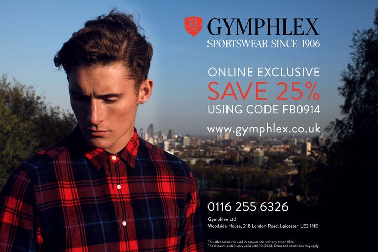 ONLINE EXCLUSIVE - SAVE 25% using code FB0914