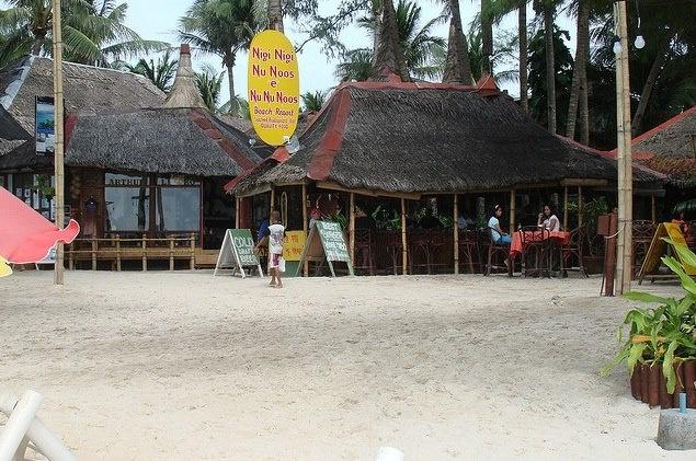 Boracay accommodation in Polynesian style pagoda cottages & 5 deluxe rooms with native interior design...   Photo Credit: beningh #theboracaybeach #itsmorefuninthephilippines  http://www.boracaybeachrealestate.com/17/nigi-nigi-nu-noos.html?utm_source=Social%2BMedia_medium=Facebook_campaign=Nigi%2BNigi%2BNu%2BNoos