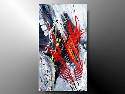 Nowoczesny obraz abstrakcja. Ręcznie malowany obraz farbami akrylowymi na płótnie. W sprzedaży na www.dobrasztuka.pl #dobrasztuka #sztuka #obraz #obrazabstrakcja #obrazreczniemalowany #sklepzobrazami