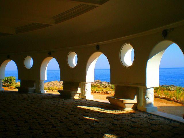 Kallithea - Rhodes Greece by pantherinia_hd Anna A., via Flickr