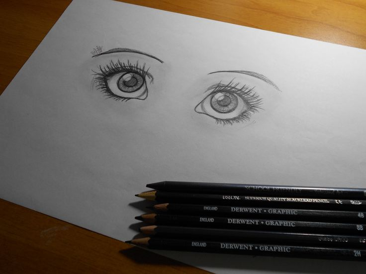 Eye's drawing