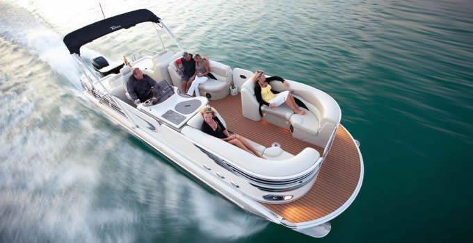 Vision | Luxury Pontoon Boats |Tahoe Pontoon Boats